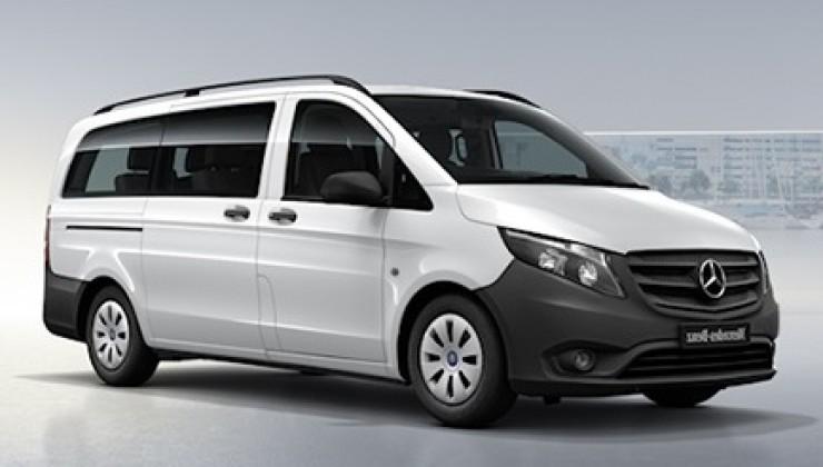 Mercedes-Benz Vito 2015 hind 80 eurot ööpäevas