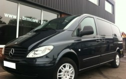 Autorent Mercedes-Benz Vito 2008 must