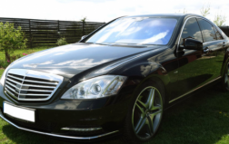 Autorent Mercedes-Benz S 350 3.5 200KW 2010