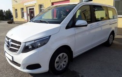 Autorent Mercedes-Benz V klass 2015